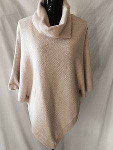 White House Black Market Oatmeal Sweater Size S